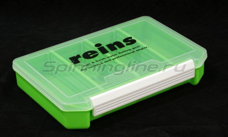 Коробка Reins Box зеленая - фотография 1