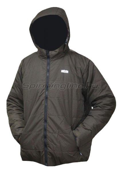 Куртка Novatex Партизан NEW 48-50 рост 170-176 коричневый - фотография 1