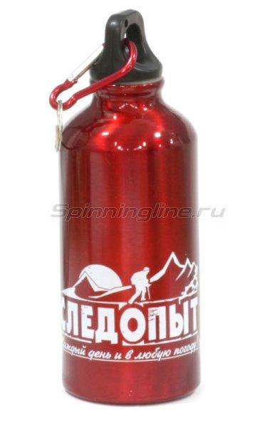 Бутылка питьевая с карабином 400мл -  1