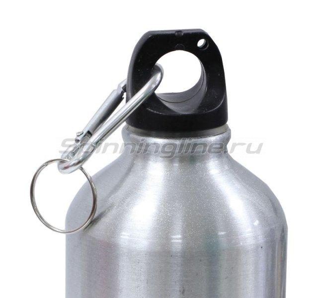 Бутылка питьевая с карабином 400мл -  3