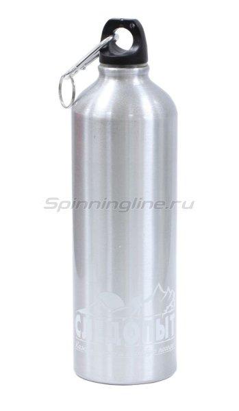 Бутылка питьевая с карабином 600мл -  2
