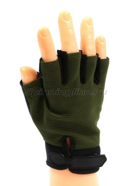 Перчатки Следопыт без пальцев G02 - фотография 1