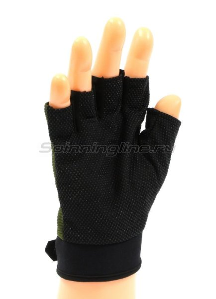 Перчатки Следопыт без пальцев G02 -  2