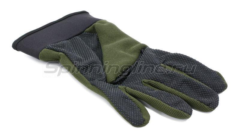Перчатки Следопыт XL зеленые - фотография 4
