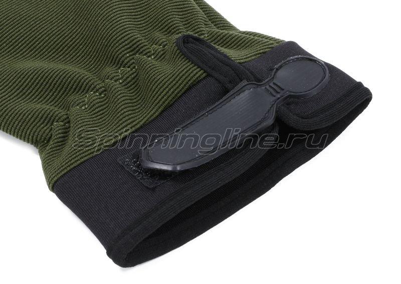 Перчатки Следопыт XL зеленые - фотография 5