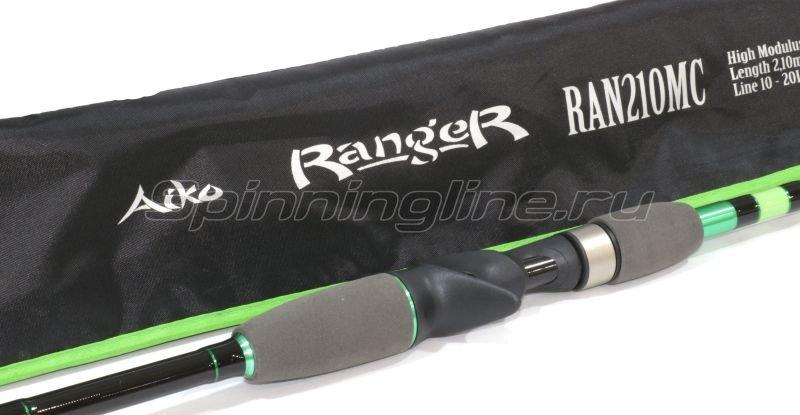Aiko - Кастинговое удилище Ranger 210MC - фотография 7
