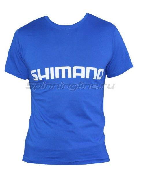 Футболка Shimano XL - фотография 1