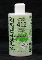 Жидкий бисквит Pelican Phantom с глиттером 412 500мл