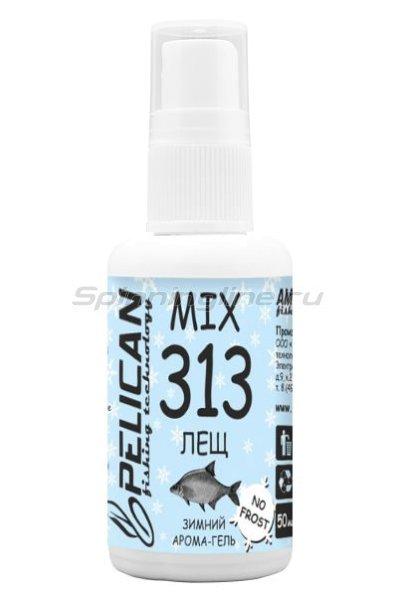 Зимний арома-гель Mix 313 Лещ 50мл -  1