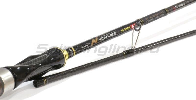 Спиннинг N-One S742AJI -  4