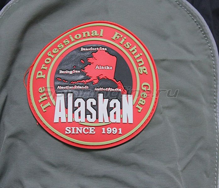 Костюм Alaskan Ice Man L - фотография 8