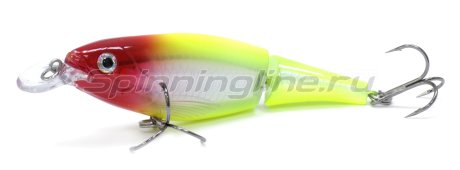 Воблер X-Rap Jointed Shad 13 CLN