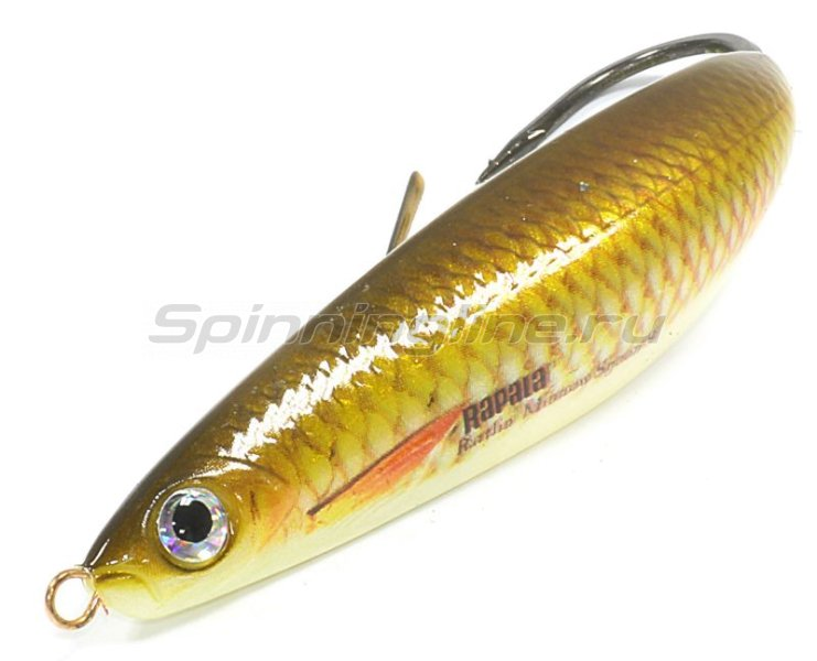 Блесна Rattlin Minnow Spoon 08 JP -  1