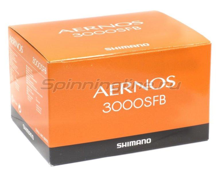 Катушка Aernos 3000S FB -  8
