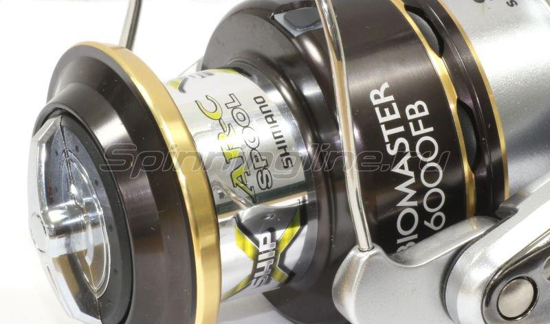 Shimano - Катушка Biomaster 6000 FB - фотография 2