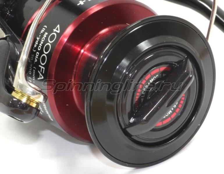 Shimano - Катушка Stradic CI4+ 4000 FA - фотография 6