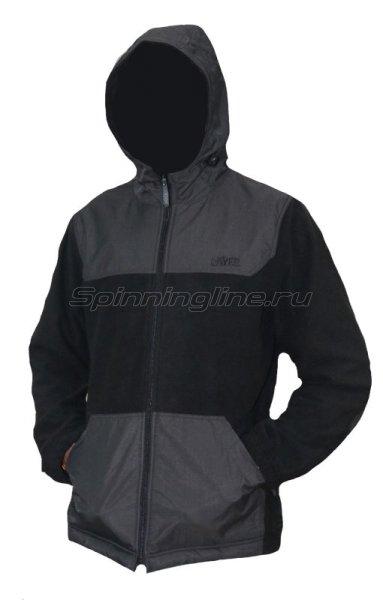 Куртка Novatex Азимут 48-50 рост 170-176 черный, хаки кош.глаз - фотография 1
