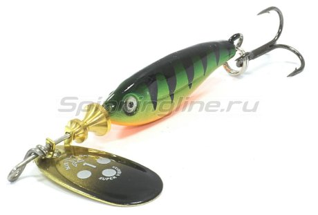 Блесна Minnow Super Vibrax 01 GP 5гр