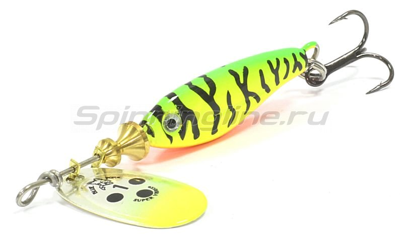 Blue Fox - Блесна Minnow Super Vibrax 03 FT 9гр - фотография 1