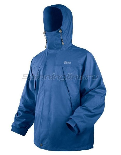 Куртка Nova Tour Спирит V2 M синий - фотография 1