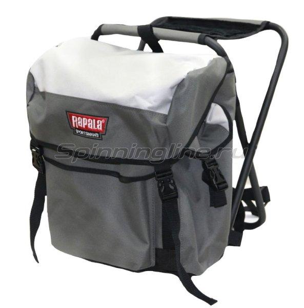 Рюкзак-стул Rapala Iceman - фотография 1