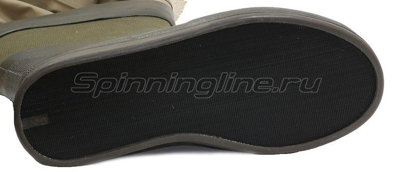 Вейдерсы Shimano Dryshield WA-014K S - фотография 4