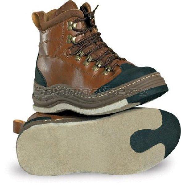 Rapala - Ботинки забродные ProWear кожаные 47 - фотография 1