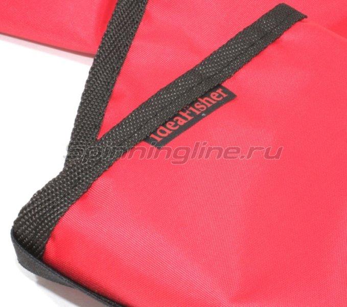 Чехол для удилищ IdeaFisher 125см красный - фотография 2