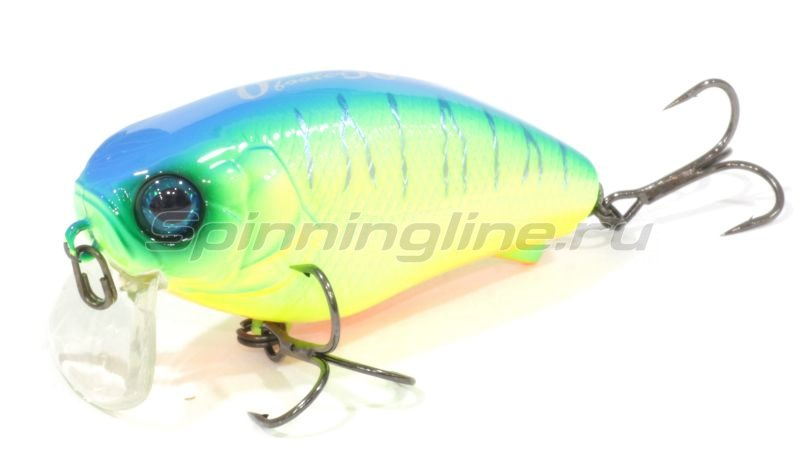 Воблер Cherry 0 Footer 56 blue back tiger -  1