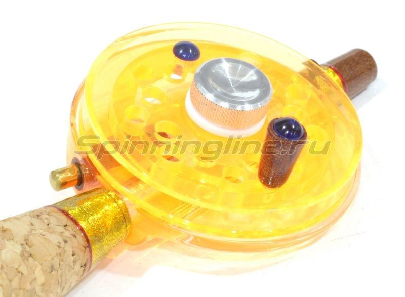 Артуда - Удочка зимняя Классика XL оранжевая - фотография 2