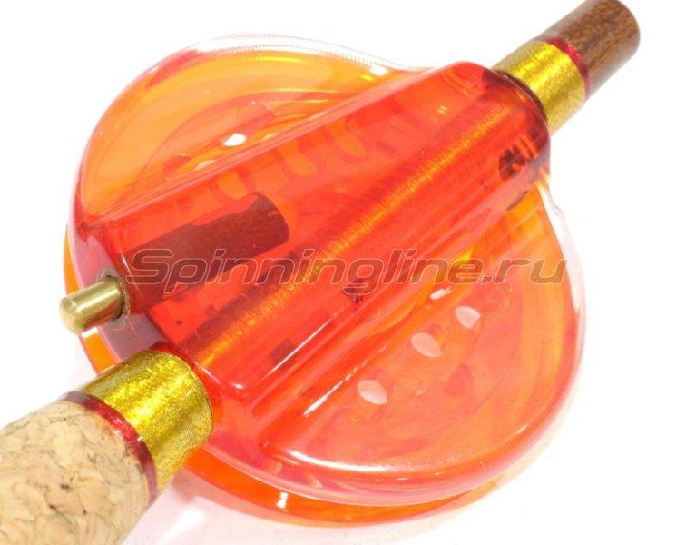 Удочка зимняя Классика XL красная -  3