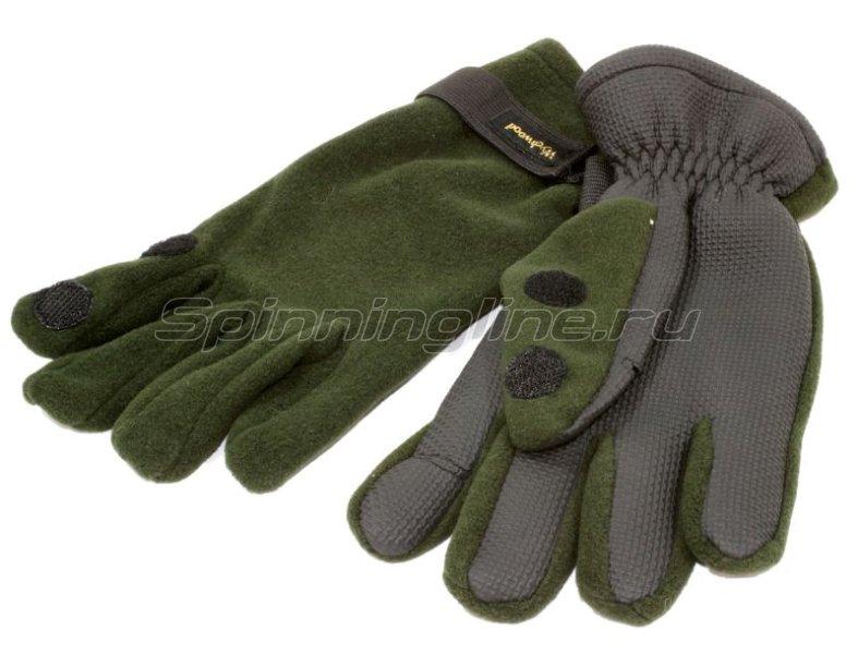 Wychwood - Перчатки флисовые Micro Fleece Gloves M - фотография 1