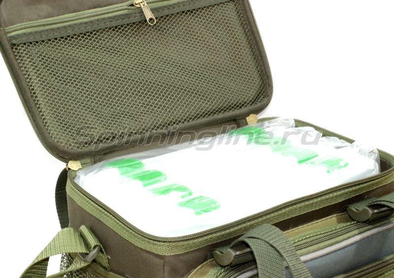 Сумка FisherBox C108 с кофром для катушек - фотография 3