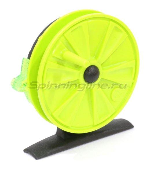 Катушка Пирс Мастер проводочная зима WHZ 60 черный/зеленый -  1