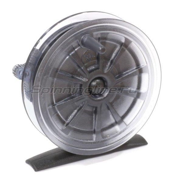 Катушка Пирс Мастер проводочная зима WHZ 65 черный/серый - фотография 1