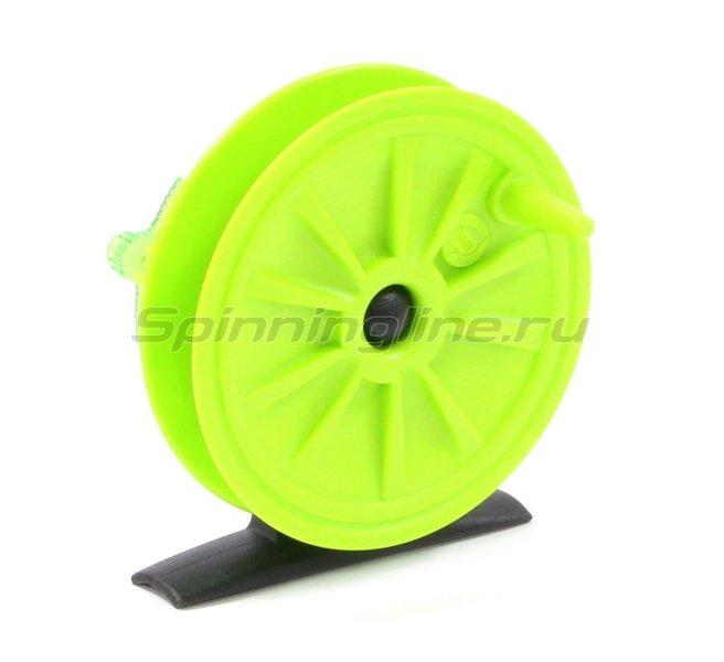 Катушка Пирс Мастер проводочная зима WHZ 65 черный/зеленый -  1