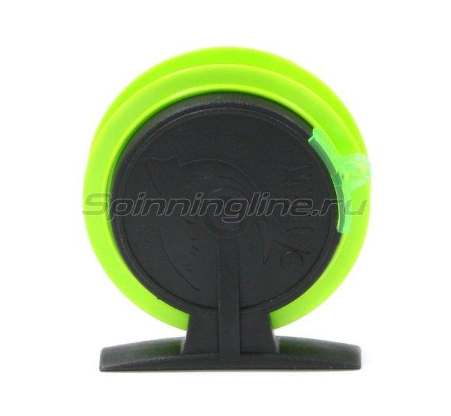 Катушка Пирс Мастер проводочная зима WHZ 65 черный/зеленый -  4