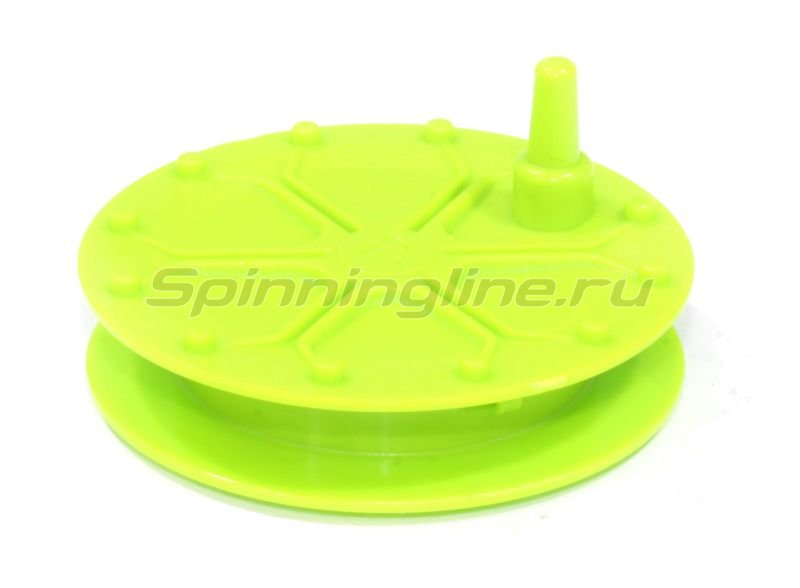Пирс Мастер - Шпуля WHA Маэстро АБС зеленый - фотография 1