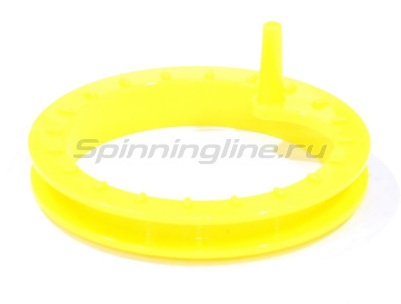 Шпуля Пирс Мастер WHA 50 безосевая желтый -  1