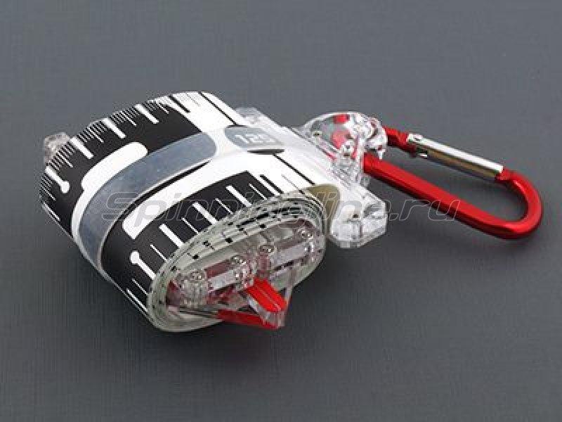 Рулетка Nogiscale 125см White -  2