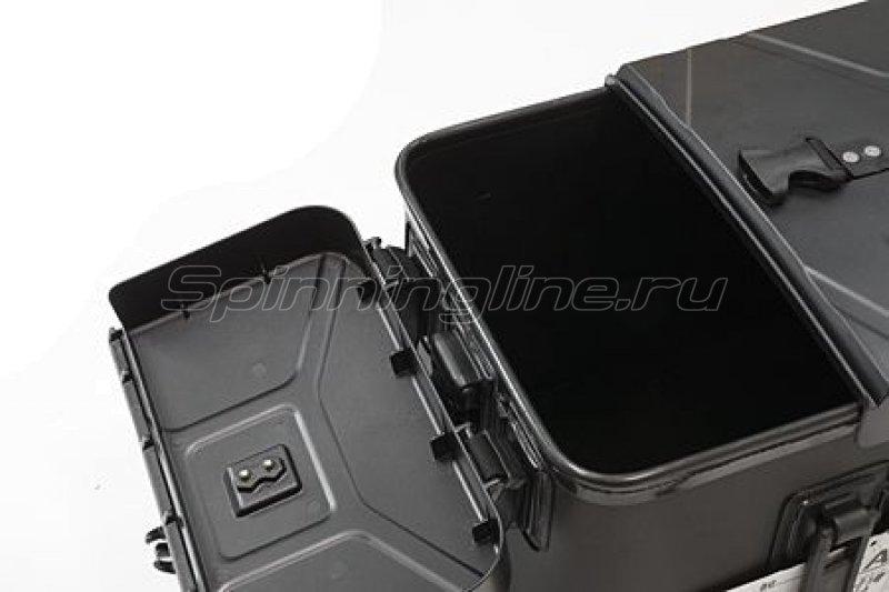 Ящик Daiichiseiko Tackle Carrier Kan-Non 3518 Black - фотография 5
