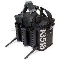 Ящик Daiichiseiko Tackle Carrier with shoulder belt 3518 Black