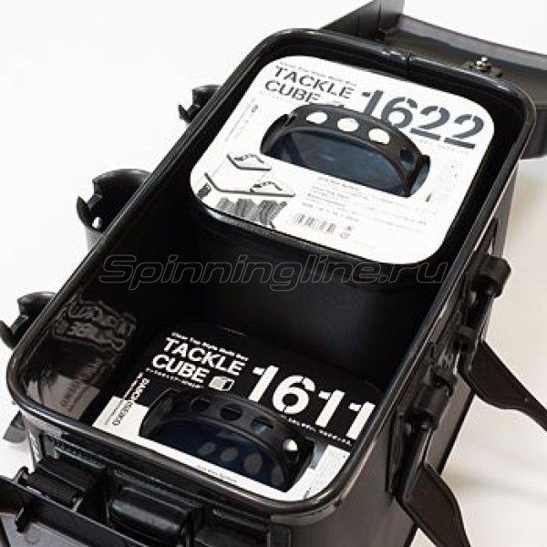 Ящик Daiichiseiko Tackle Cube 1611 Black -  2