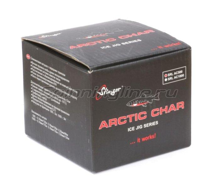 Катушка Stinger Arctic Char Ice Reel 1000 - фотография 5