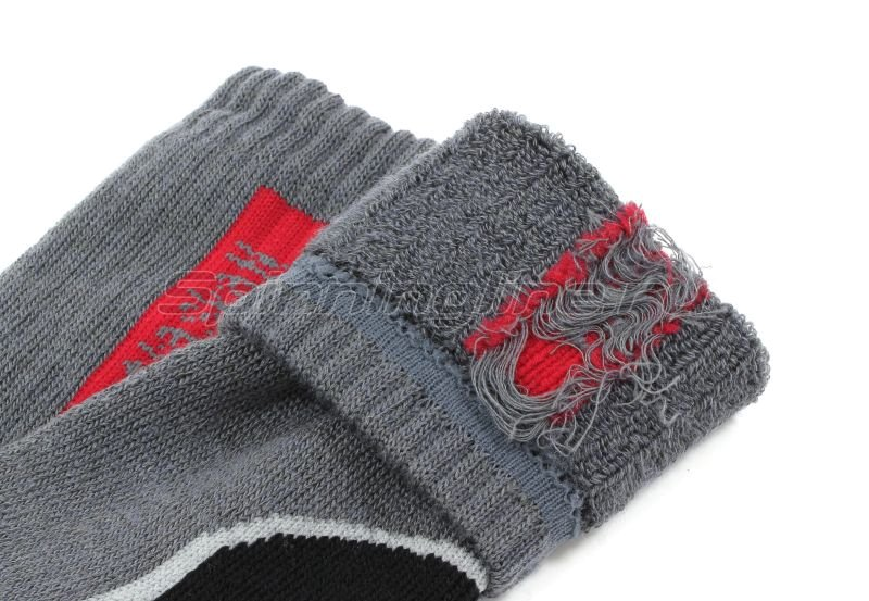Носки Alaskan grey/black L - фотография 2