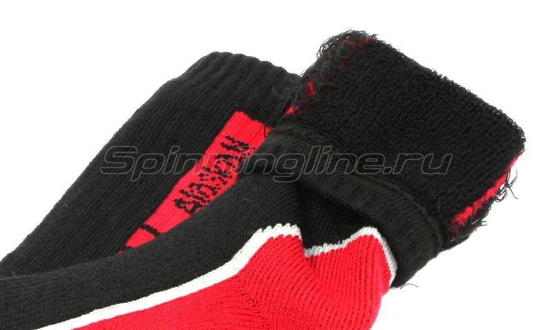 Носки Alaskan black/red M - фотография 3