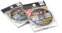 Флюорокарбон Trout Shock Leader Fluoro 3lb