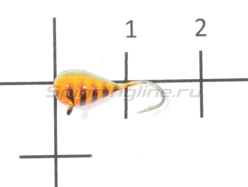 Nautilus - Мормышка Капля окрашенная с ушком d5 067-041 - фотография 1