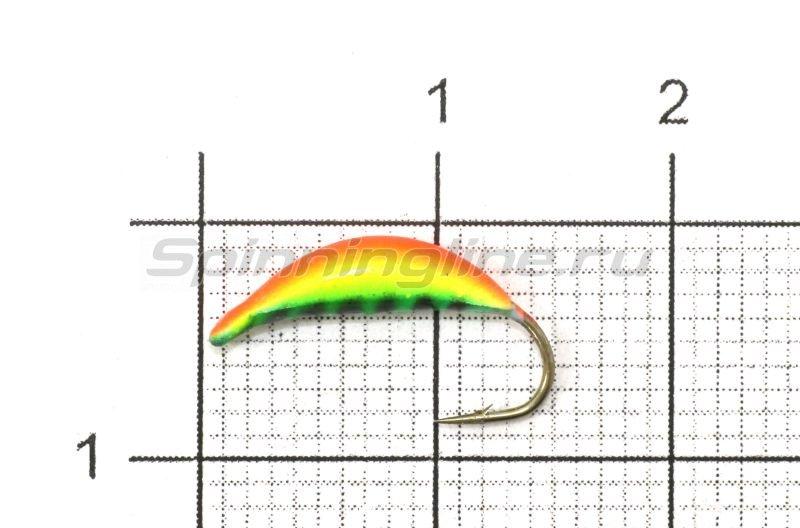 Nautilus - Мормышка Супер Банан окрашенный с ушком d3 131-155 - фотография 1