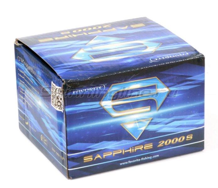 Катушка Favorite Sapphire 4000S -  4